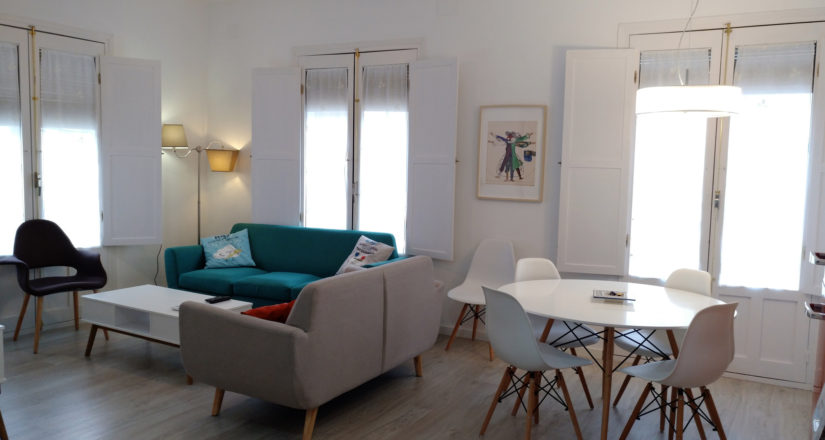 Salón de La Encomienda, un precioso alojamiento en el centro de Almagro