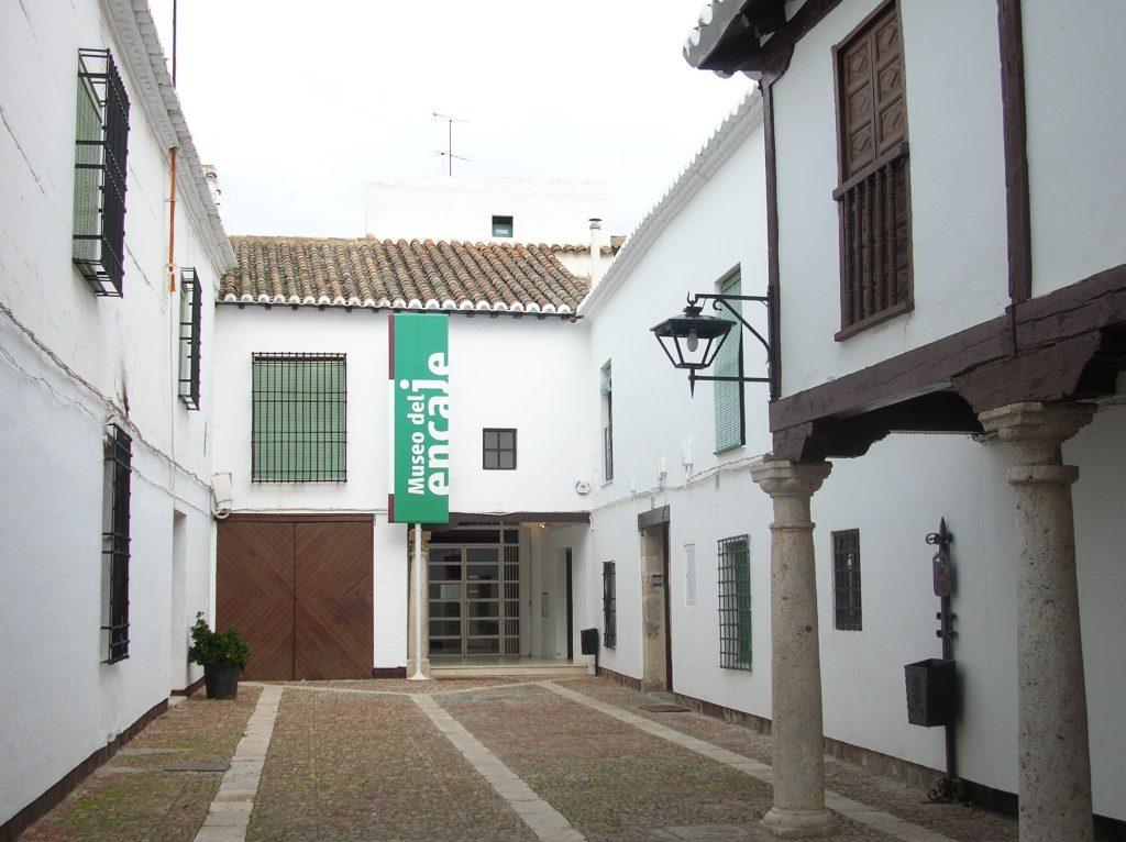 Museo del Encaje en el Callejón del Villar