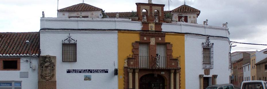 Biblioteca Cervantina de Almodóvar del Campo