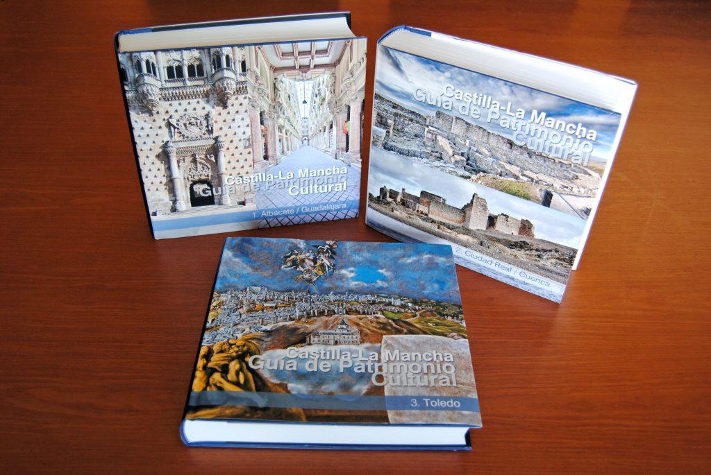 guía de Patrimonio Cultural de Castilla-La Mancha