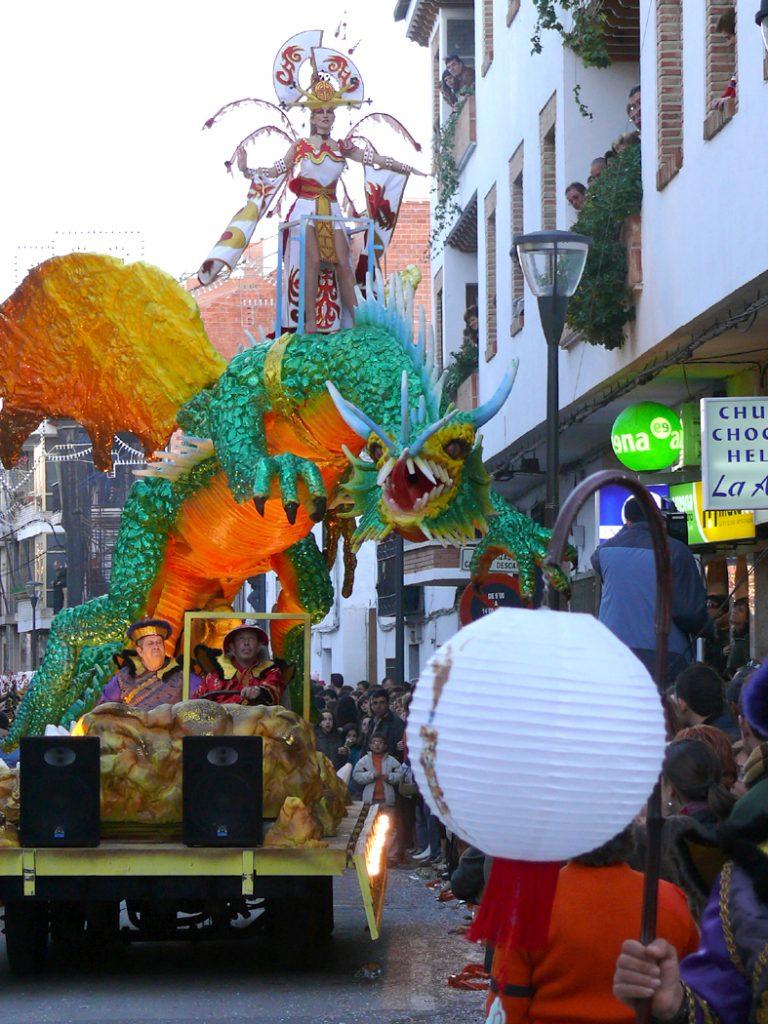 Domingo de Piñata, Carnaval Miguelturra