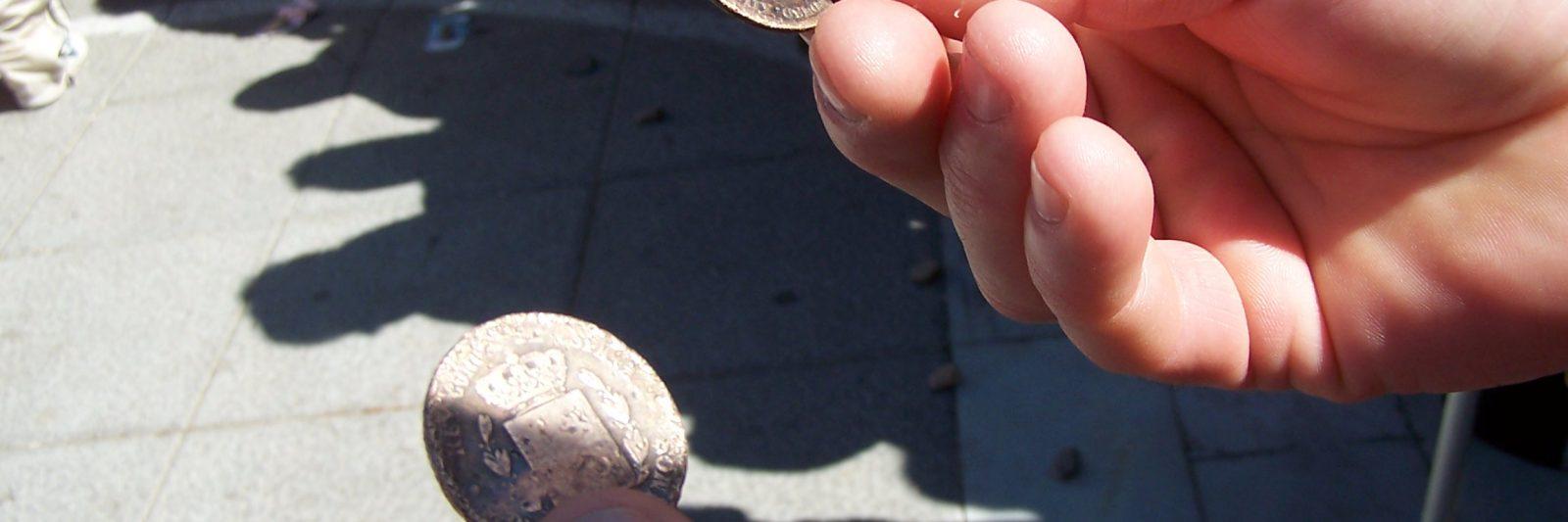 Monedas de Las Caras