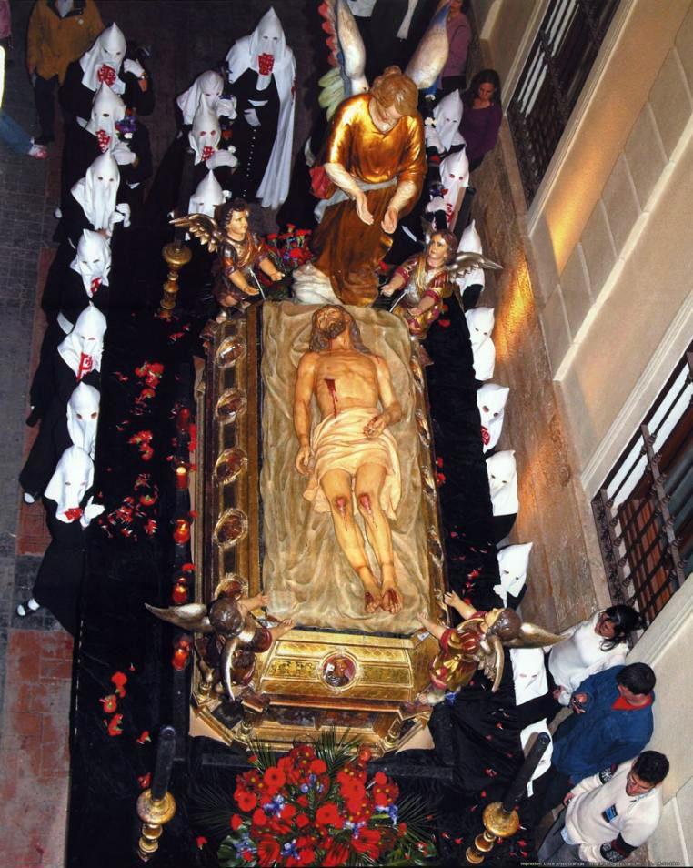 Cartel de la Semana Santa Ciudad Real 2007