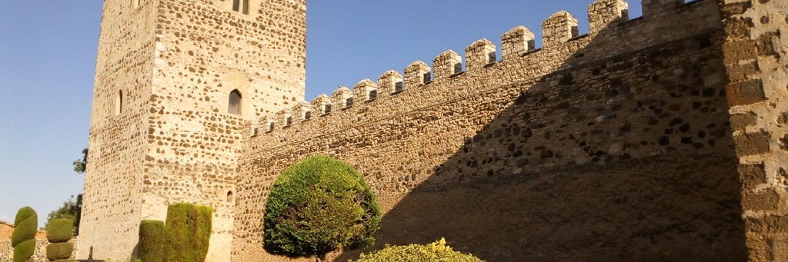 El Castillo de Doña Berenguela, en Bolaños de Calatrava