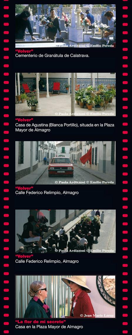 Fotogramas películas Almodóvar