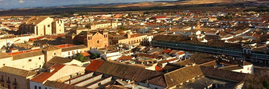 Vistas de Almagro