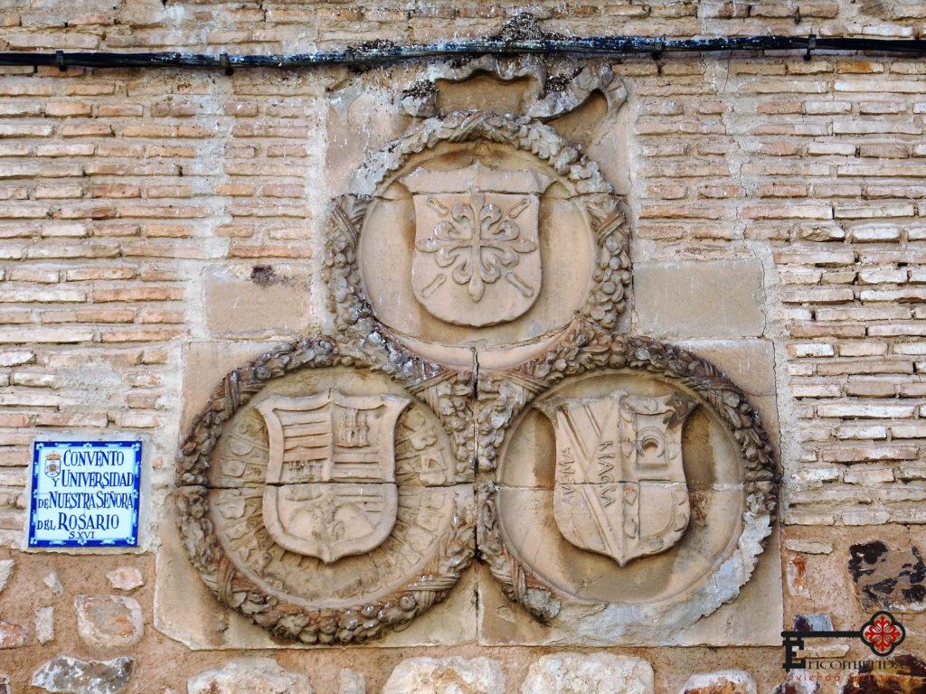 Antigua Universidad del Rosario, Almagro