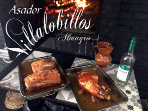 Asador Villalobillos