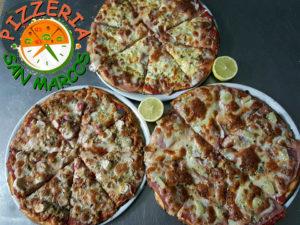 Pizzería San Marcos