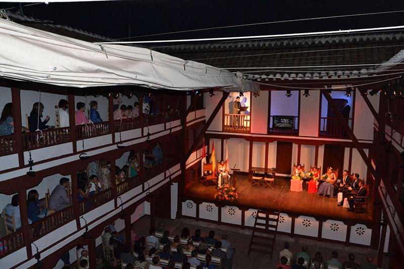 Pregón Feria Almagro 2015