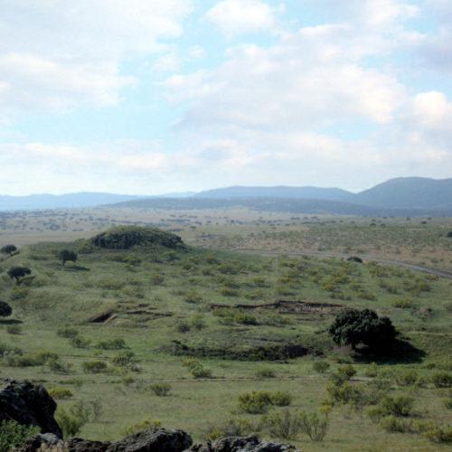 Los Castillejos Volcánicos de la Bienvenida