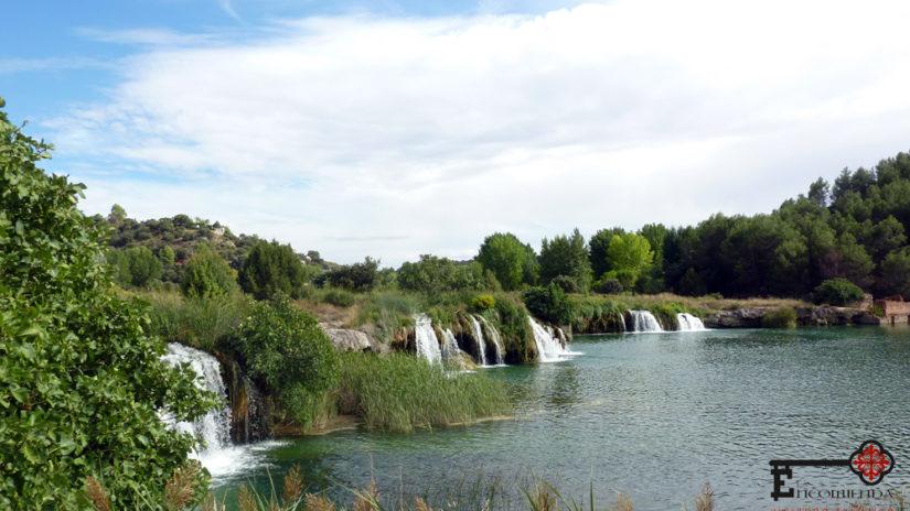 Cascada de las Lagunas de Ruidera