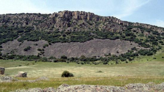 Maar de la Hoya de Cervera: Aldea del Rey y Almagro