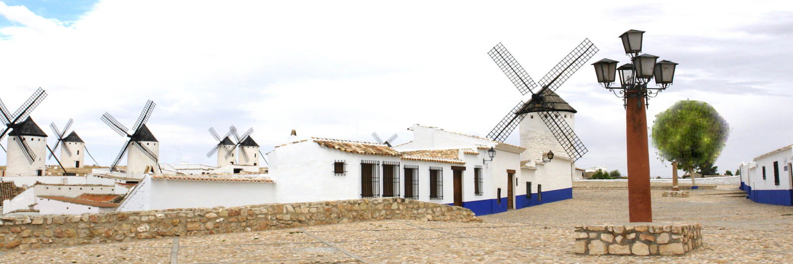 Cerro de la Paz, de Campo de Criptana