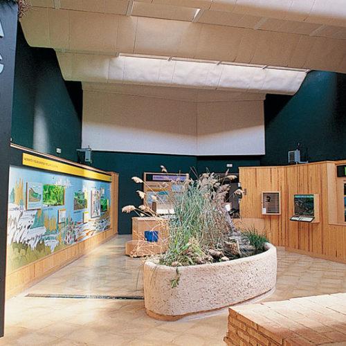 Centro de Interpretación del Agua de Daimiel