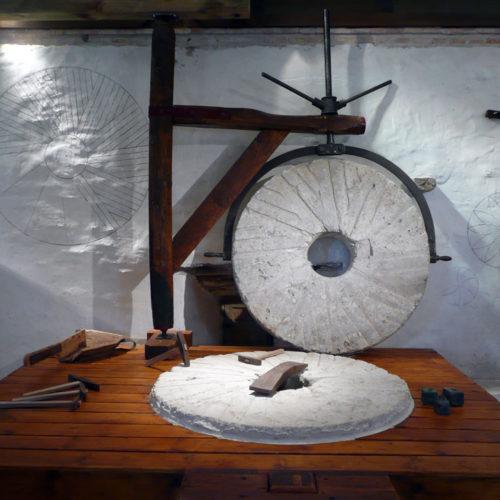 Molino de Molimocho, en Las Tablas de Daimiel
