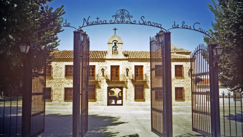 Santuario de la Virgen de las Cruces en Daimiel